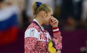 Олимпийское серебро гимнасток