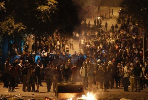 «Арабская весна» подкрадывается к Турции