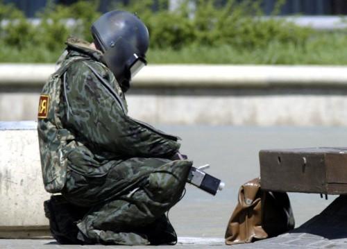 Игры в «борьбу с терроризмом» и игрушки для них