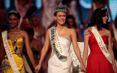 На конкурсе «Мисс мира» никто не увидит конкурсанток в бикини