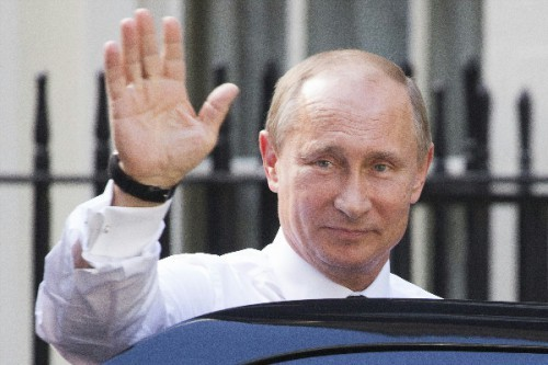 Путин не зря практиковался в дзюдо на саммите «большой восьмёрки» ему предстоит биться против семерых
