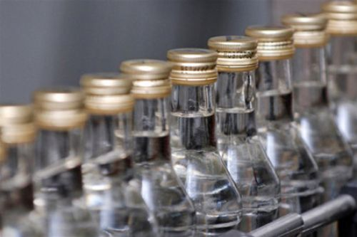 Россия вновь сделала водку популярнейшим напитком в мире