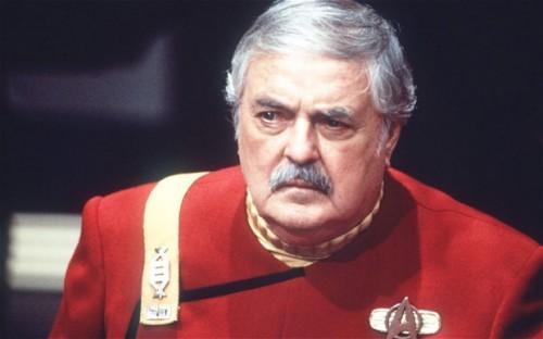 Создатель и актер сериала «Стартрэк» упокоятся в космосе