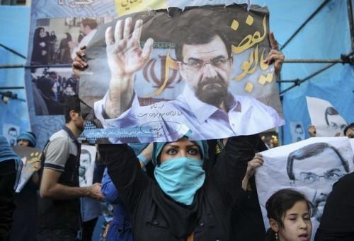 Махмуд Ахмадинежад проигнорировал выборы нового главы Ирана