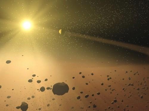 «Родственники» челябинского метеорита находятся на подлёте в Земле