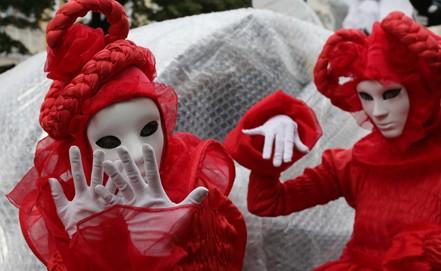 24 августа в Парке Горького состоится первый карнавал