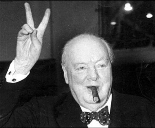 Черчилль стал «знаменитым» оратором… в состоянии сильного опьянения