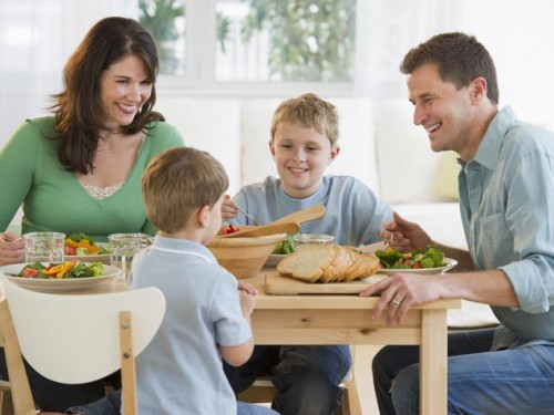 Детские семейные праздники делают ребенка более счастливым и успешным в жизни
