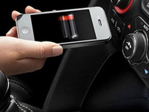 При помощи IPhone станет возможным устанавливать настройки автомобиля