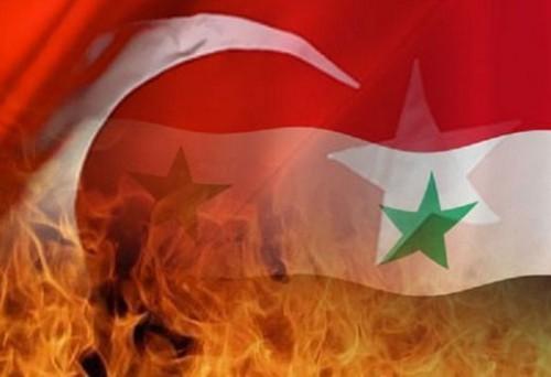 Сирия конфликт