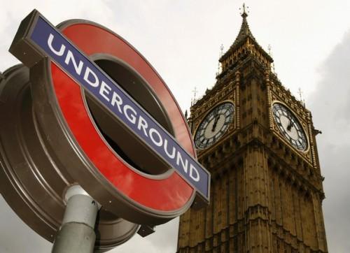 У лондонского метро есть свой вкус