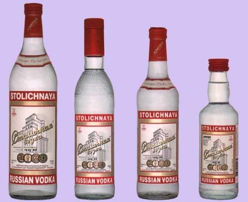В английских, американских и канадских гей-барах прекращают продажу русской водки
