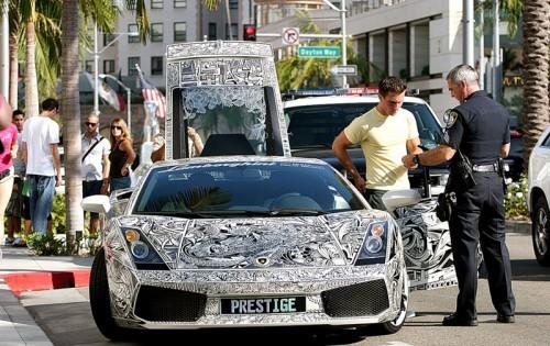 Вслед за повышением налога на дорогие автомобили, повысятся и штрафы для их владельцев