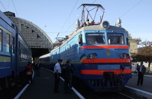 Заблудившийся поезд или все дороги ведут в Днепропетровск