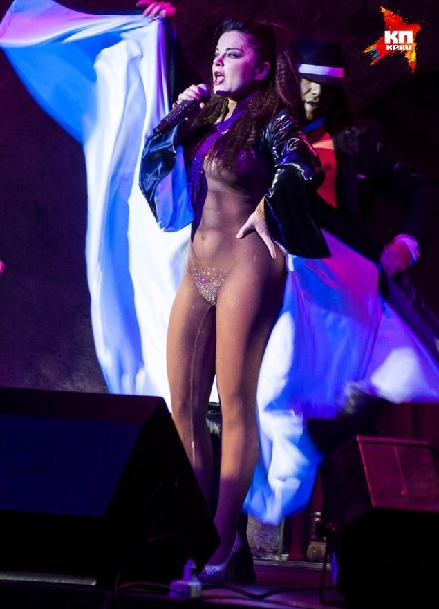 эротические засветы российских певиц