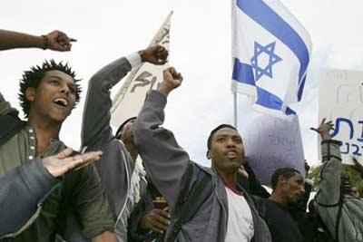 «Афроевреи» требуют признания на «исторической родине»
