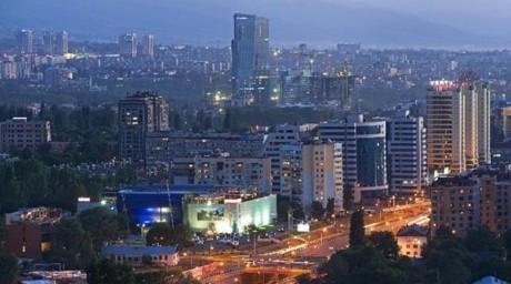 Алматы вошел в десятку мировых туристических центров