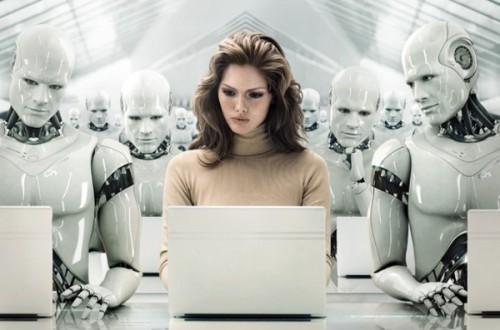 Через три десятка лет у роботов получится заниматься… сексом