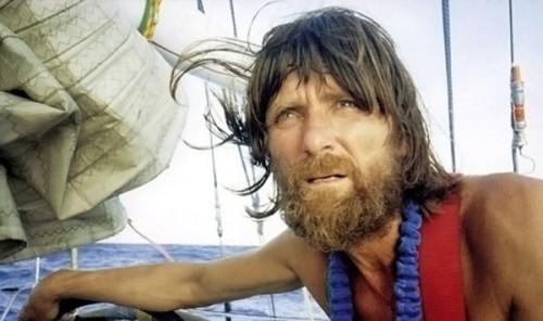 Федор Конюхов штормует в Тихом океане