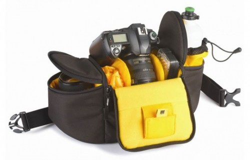 Основные виды сумок для фотоаппаратов