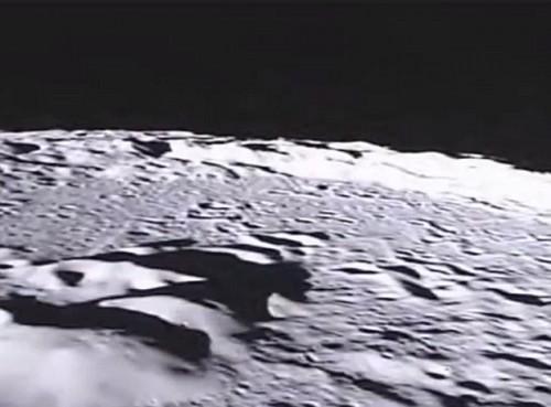 Развалины объекта в Кабеусе запечатленные лунными орбитальными аппаратами Ebb и Flow