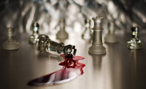 Шахматы – экстремальный вид спорта