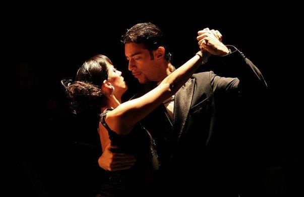 Схема построения урока танцев