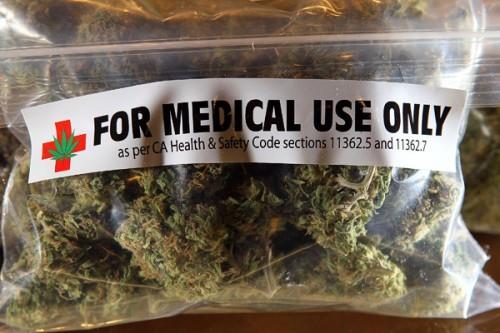 Тяжелобольные в штате Нью-Йорк смогут поправить здоровье медицинской марихуаной