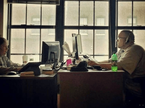 Вред офисной работы
