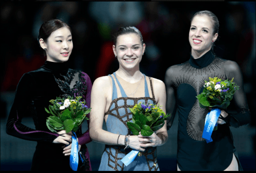 3 призёра