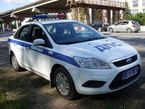 Ford полиции