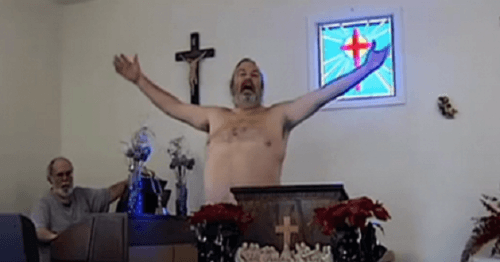 Пастор-нудист