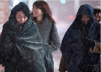 США-снегопады