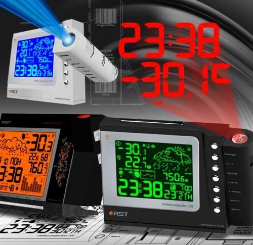 Современные модели термометров и гигрометров