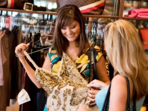 Женская одежда как способ рассказать о себе