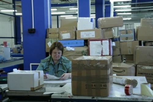доставка товаров в Россию