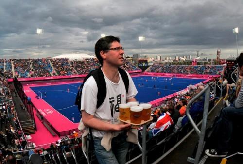 пиво на стадионах
