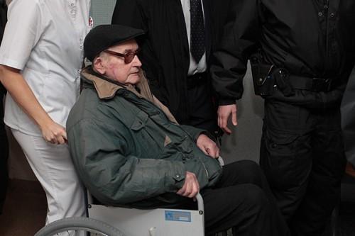 Wojciech Jaruzelski opuszcza olsztyñski szpital