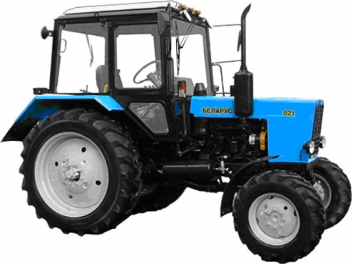 трактор МТС 82