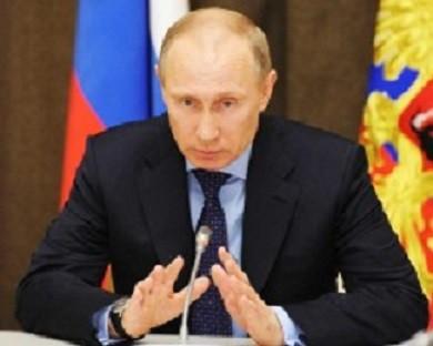 Ещё Путин
