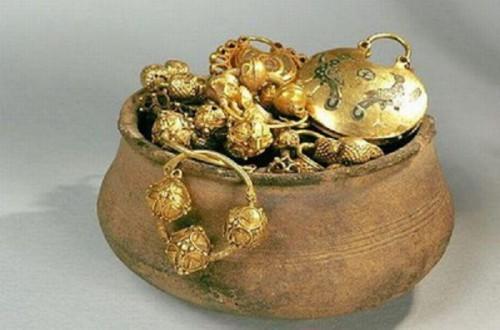 Найденные в Германии сокровища могут принадлежать нибелунгам