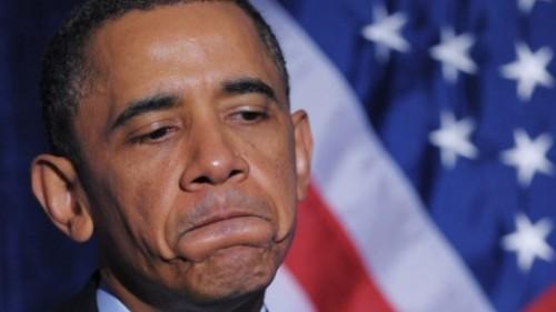 США в лице Барака Обамы настаивает – в делах Украины России делать нечего