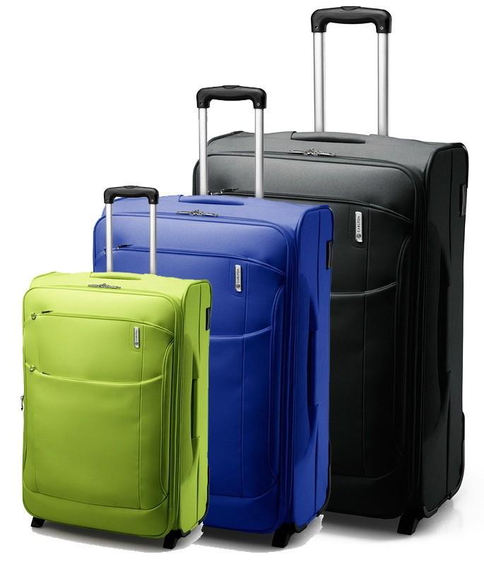 Самые легкие и недорогие чемоданы купить