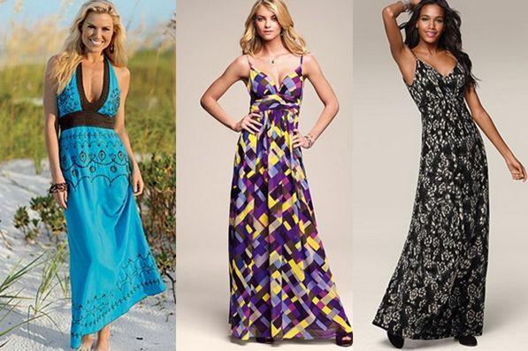 Фото платьев и сарафанов на лето