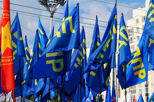 флаг лдпр картинки