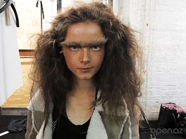 фото самых заросших волосами женщин