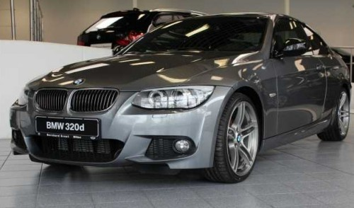 Эксперты отмечают рост спроса на автомобили марки BMW