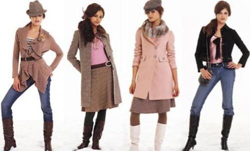 Эротика в верхней одежде, или Магазин женских курток, как источник вдохновения