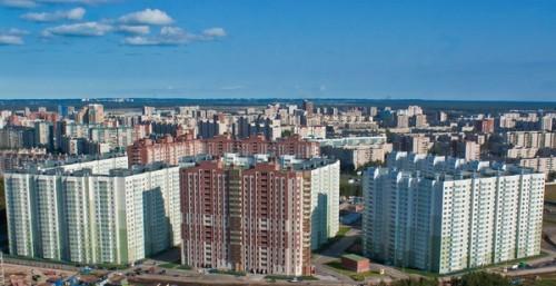 Спрос на жилье в новостройках Санкт-Петербурга уверенно растет