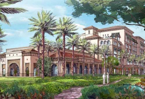 В Дубае появится еще один отель сети Four Seasons